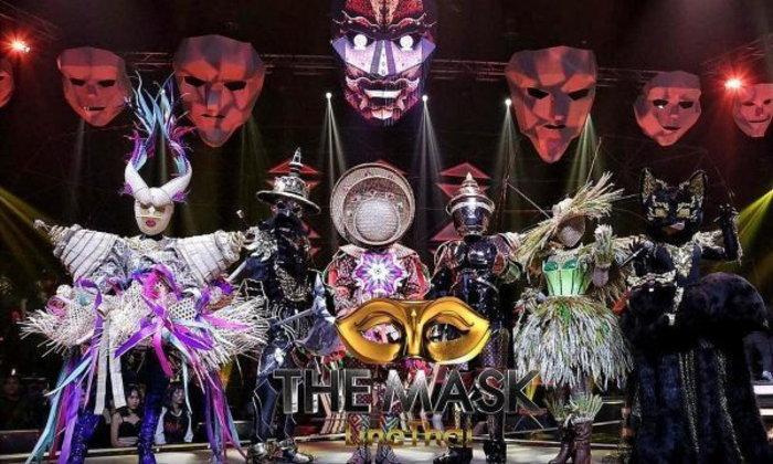 9 อันดับเพลงยอดวิวสูงสุด จาก The Mask Line Thai