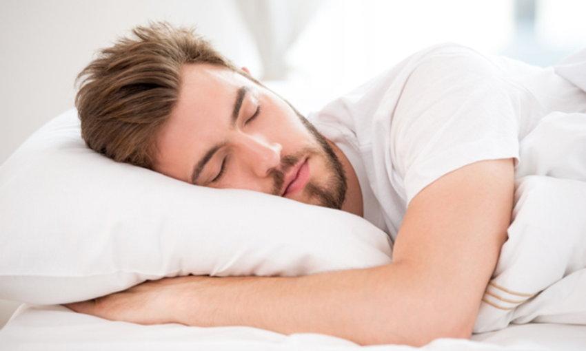 หนุ่มคนไหนหลับยาก