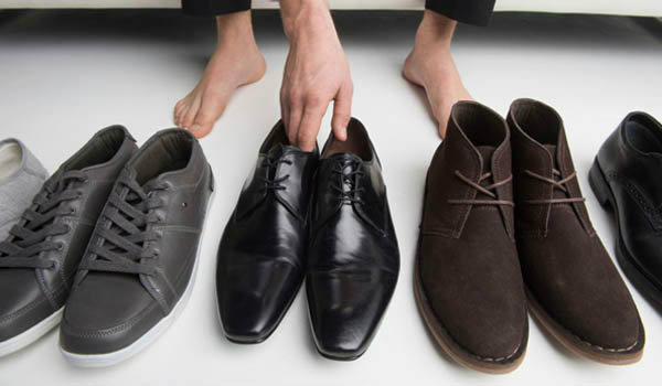 How to Choose the Right Men's Shoes