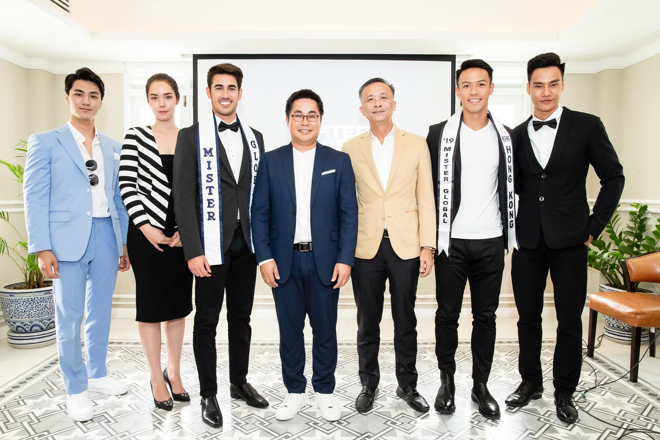 """ไทยเตรียมเป็นเจ้าภาพการประกวด """"Mister Global 2019 World Final"""""""