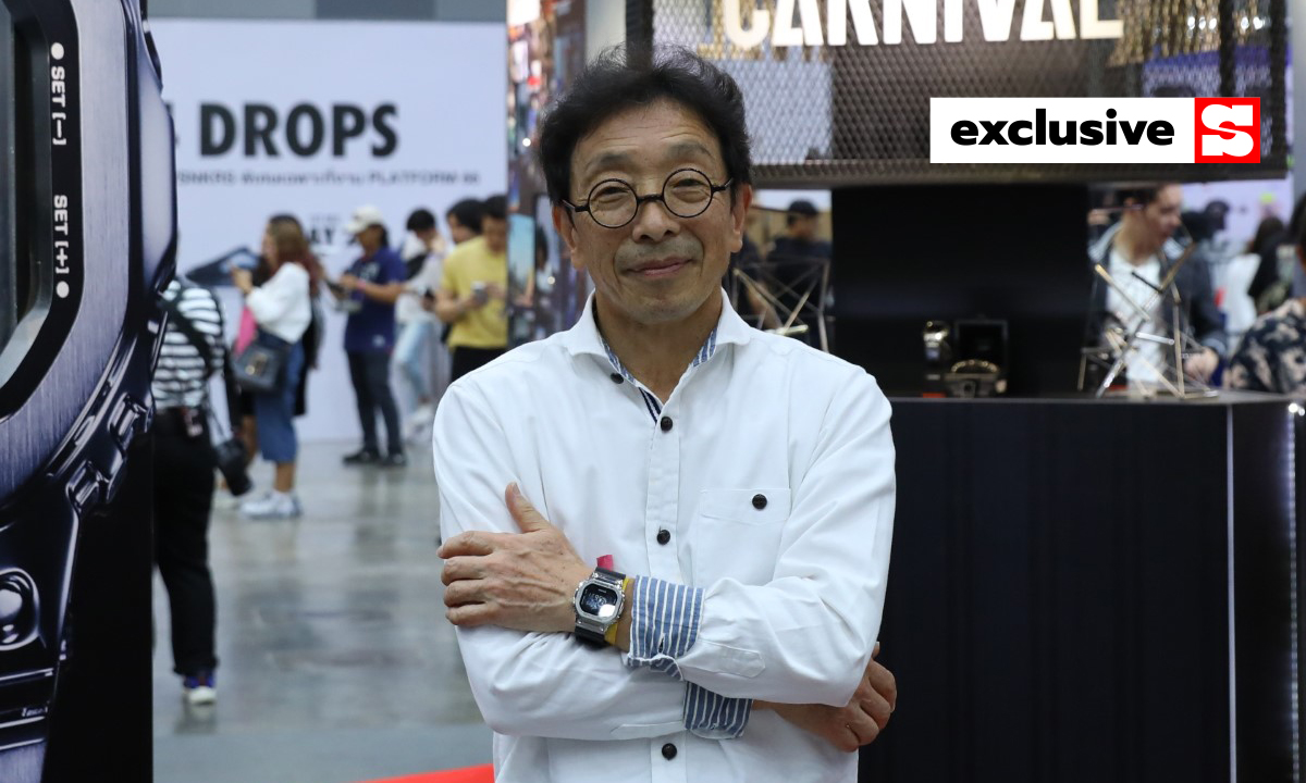 คุยกับ คิคุโอะ อิเบะ บิดาแห่ง G-Shock กับ 8 เรื่องที่สาวกต้องรู้