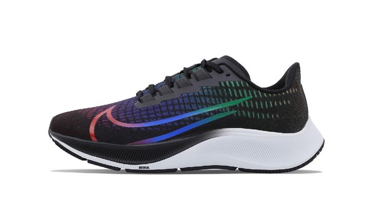 "Nike Air Zoom Pegasus 37 ""BeTrue"" รองเท้าสีรุ้งเฉลิมฉลอง Pride Month"