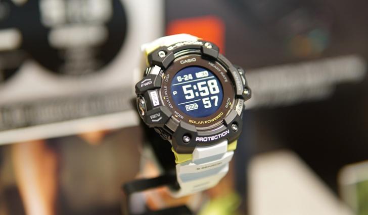 G-Shock เปิดตัวเทรนนิ่งวอทช์รุ่นล่าสุด มาพร้อมเซ็นเซอร์อัจฉริยะ 5 ตัว