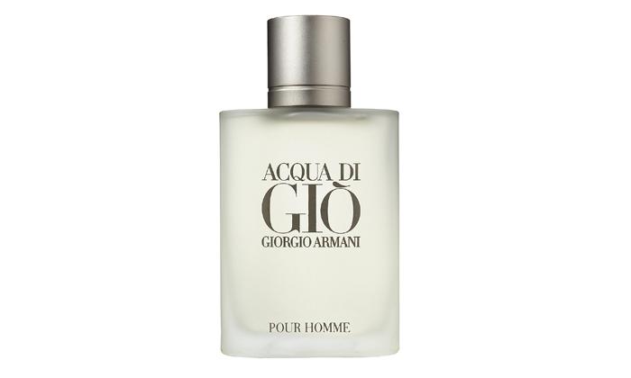 น้ำหอม Giorgio Armani Aqua di Gio Pour Homme