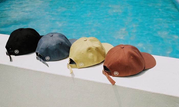 """หมวกแก๊บทรงตื้นจาก """"Rompboy"""" สำหรับผู้ชายชอบโชว์ไรผม"""