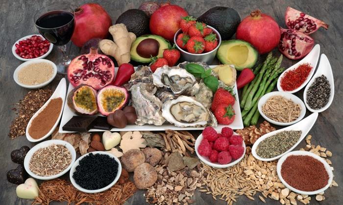 10 อาหารจากธรรมชาติที่ช่วยเพิ่มสมรรถภาพของผู้ชาย