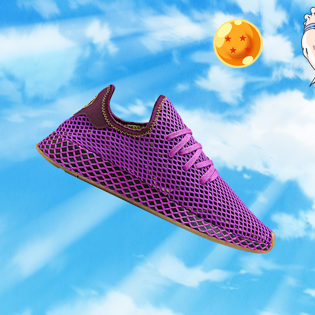 adidas Originals by Dragon Ball Z