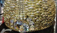 อลังการ! แหวนทองคำ ใหญ่ที่สุดในโลก