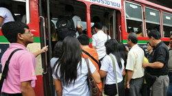 ดีเซลลง แต่ไม่ลดค่ารถเมล์!