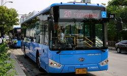 เฮ! เริ่มใช้งานจริงวันนี้ 'รถเมล์เอ็นจีวี' 100 คันแรก วิ่ง 5 เส้นทาง