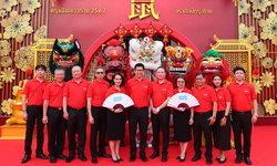 กรุงไทยร่วมสืบสานประเพณีตรุษจีนเยาวราช