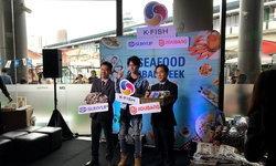 """ตลาดอาหารทะเลโตมูลค่าเกือบ 500,000 ล้านบาท เกาหลีรุกหนัก 17 ประเทศทั่วโลกชู """"ความสด-ใหม่"""""""