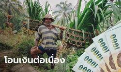 ตรวจสอบเงินเยียวยาเกษตรกร ธ.ก.ส. จ่าย 5,000 บาท งวดที่ 2 อีกกว่าล้านคน