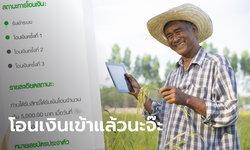 ตรวจสอบเงินเยียวยาเกษตรกร ธ.ก.ส. โอนเงิน 5,000 บาท วันนี้อีก 1 ล้านคนที่ผ่านเกณฑ์