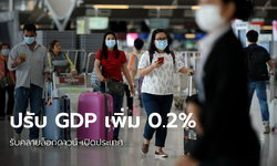 ศูนย์วิจัยกสิกรไทย ปรับเป้าจีดีพีไทยปี 64 เพิ่มขึ้น 0.2% คาดปีหน้าโต 3.7%