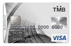 TMB Visa Platinum Card