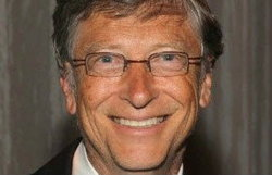บิลล์ เกตส์ เจ้าพ่อวงการคอมพิวเตอร์ มหาเศรษฐีอันดับ 2 ของโลก