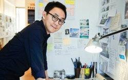 จูน เซคิโน สถาปนิกผู้สร้างสรรค์งานบนความอดทน