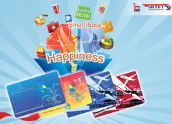 AirportLinkฉลองบัตรสมาร์ทพาสครบแสนใบ