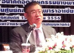 ยุคลชี้ไทยมีโอกาสเป็นศูนย์กลางยางพารา