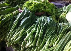 แม่ค้าเชื่อราคาผักเทศกาลกินเจปีนี้ไม่แพง