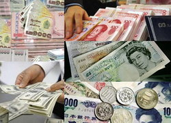อัตราแลกเปลี่ยนขาย31.33บาทต่อดอลลาร์