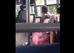 ขนส่งทางบกสั่งพักงานรถเมล์สาย8ไล่ผู้โดยสาร
