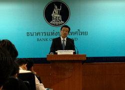 ธปท.มองเศรษฐกิจไทยปี57ดีกว่าปี56