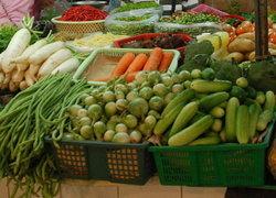 ราคาผักปรับลง-เนื้อหมูคงที่130-135บ./ก.ก.