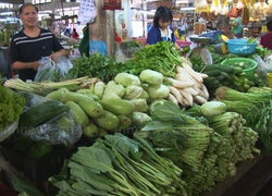 ราคาสินค้าคงที่-เนื้อหมู135-140บ./กก.