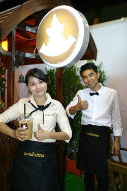 'สบายดี ปากเซ'ท้าชนกาแฟถุง กาแฟโบราณจากลาว ใส่แก้วยักษ์