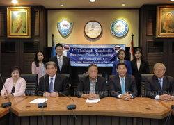 ชนิตร นั่ง ประธานสภาธุรกิจไทย-กัมพูชา