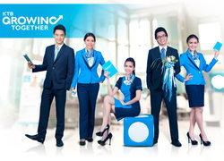 ธ.กรุงไทยเปลี่ยนเครื่องแบบพนักงานใหม่