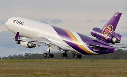 การเมืองไม่สงบ ทุบ การบินไทย ทรุด ขาดทุน 2,619 ล้านบาท