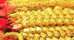 ราคาทองคำเปิดตลาดเช้าปรับลง 100 บาท จากวานนี้