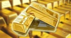 ราคาทองคำเปิดตลาดเช้าราคาคงที่ จากวันเสาร์