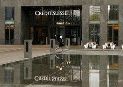 ธนาคารเครดิตสวิสยอมรับผิดจ่ายค่าปรับรัฐบาลสหรัฐอื้อ ฐานช่วยลูกค้าเลี่ยงภาษี