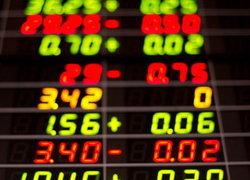 หุ้นไทยเปิดตลาดปรับตัวลดลง 2.20 จุด