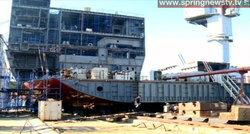 """รัสเซียเร่งสร้าง """"เรือตัดน้ำแข็ง"""" ใหญ่สุดในโลก!!"""