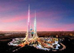 """จีนเล็งคว้าแชมป์ """"อาคารสูงที่สุดในโลก"""""""