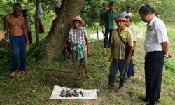 ชาวพัทลุงเฮ! โครงการปล่อยกุ้งก้ามกรามฉลุย ราคาพุ่งกิโลละ 600 บาท อ้อนรัฐทำโครงการถาวร