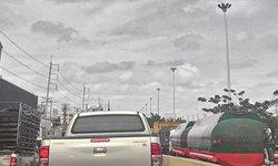 รถบรรทุกลดค่าขนส่ง40%หลังดีเซลลง