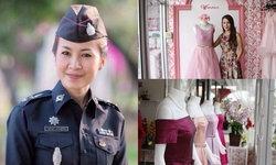 ส่องธุรกิจเสริมตำรวจหญิงสวยปากน้ำโพ รายได้เดือนเกือบแสน