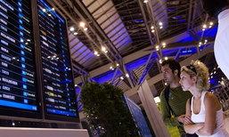 ผู้โดยสารใช้บริการ 6 สนามบิน ทอท. ทะลุ 129 ล้านคน