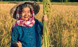 ผลสำรวจ ธ.ก.ส. เผยเกษตรกรไทยแฮปปี้สุด ๆ
