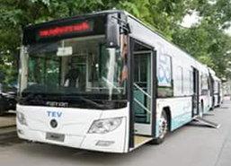 บขส.จับมือเอกชนนำรถEV Busให้บริการฟรี
