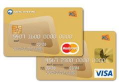บัตรเครดิตเคทีซี Visa/Master Card Gold