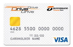 บัตรเครดิตธนชาต Drive Classic