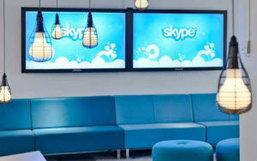 ออฟฟิศดีไซน์เก๋ของ Skype ที่ประเทศสวีเดน
