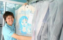 """""""ฟองแฟ้บ"""" เรียนรู้จากประสบการณ์ พัฒนาร้านซักรีด สู่ระบบแฟรนไชส์"""